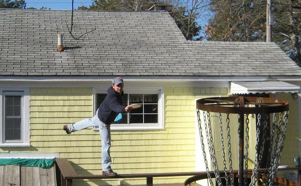How to Practice Disc Golf at Home or Without a Basket