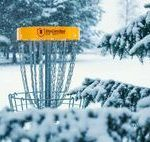 How to Practice Disc Golf in the Winter