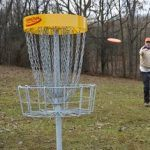 How Far is a Disc Golf Hole