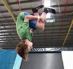 Indoor-Trampoline-Park-Routine